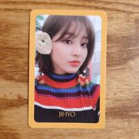 Jihyo Official Photocard Twice 7th Mini Album Fancy You Genuine Kpop