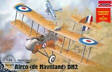 Roden 612 - 1/32 - Airco De Havillend DH-2 Britis Fighter-biplane WWI model kit