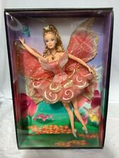 Barbie Collector Signature Elina from Fairytopia gold label NRFB very rare!