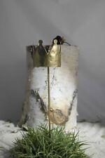 Deko-Kerzenständer & -Teelichthalter aus Metall für Teelicht