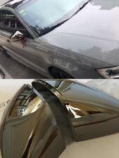 Audi A3 S3 RS3 8V Titanium Black wing mirror Covers caps 2013>2018 OEM-fit