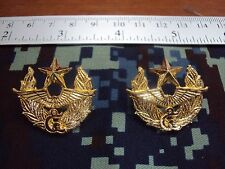 Wing5 Royal Thai Air Force COLLAR PINS BADGE, สังกัด ทอ.