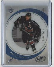 2005-06 TOMAS FLEISCHMANN UPPER DECK ICE ROOKIE CARD #210 ** 564/2999 **