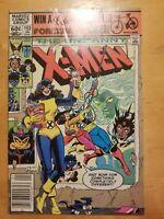 Uncanny X-Men #153-1982 Marvel Comics Kitty Pryde Dave Cockrum NICE COMIC