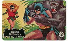DC Comics - Vintage Frühstücksbrettchen -  Batman - Beastly Encounter