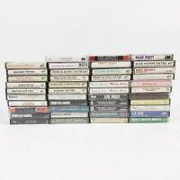 Vintage Tape Cassette Lot Of 43 Oldies Music