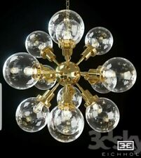 Eichholtz Gold Ludlow Chandelier RRP-£880 NO GLASS SHADES