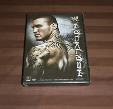 WWE Backlash 2009 (DVD, 2009) *BRAND NEW*