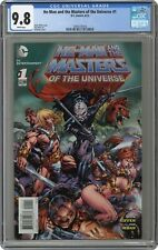 He-Man and The Masters of the Universe 1A Benes CGC 9.8 2013 3781375016