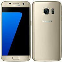 Samsung Galaxy S7  Onyx Black / Silver / Gold T -Mobile / Unlocked