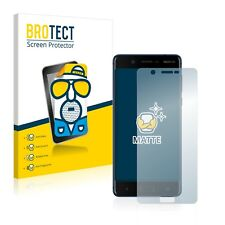 2x Film Protection Mat pour Nokia 5 Protecteur Ecran
