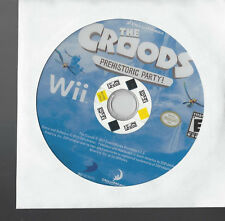 Croods: Prehistoric Party (Nintendo Wii, 2013)