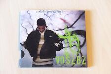 Von der Skyline zum Bordstein zurück (2007) Bushido (1718640-(8)) CD Limited