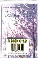 Christmas Delight Mc  Cassette New Age Natura Rilassante Nature's Harmony