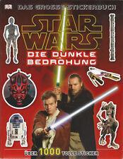 Star Wars - Die dunkle Bedrohung - Grange - Stickerbuch Über 1000 tolle Sticker