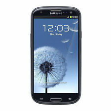 SAMSUNG GALAXY S3 BLACK SIII I9300 BNIB MOBILE PHONE UNLOCKED Free 24HR UK Post