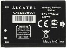 Original Alcatel Akku CAB22B0000C1 Lithium Battery 750mAh für OT 2010 2012 - NEU