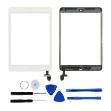 For iPad Mini LCD Digitizer White Touch Screen Replacement  A1432 A1454 A1455