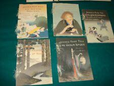Japanese Fairy Tales-Lafcadio Hearn-5 Volumes Hasagawa Publisher