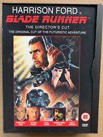 Blade Runner DVD 1982 Original Sc-Fi Classic UK Director's Cut in Snapper Case