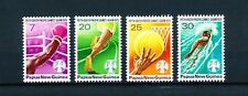 Papua New Guinea 419-22 MNH, South Pacific Games, 1976