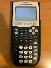 Texas Instruments Ti-84 Plus Graphing Calculator (Free Shipping)