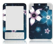 KINDLE 3 E Reader Vinyl Skin. Protection / Personality ! Free Next Day Shipping!