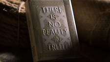 Brand New Cards - Lies Playing Cards (There is No Beauty in Truth)