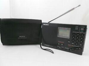 Sony ICF-SW7600G World Band Receiver FM Stereo Radio Weltempfänger Sehr Gut