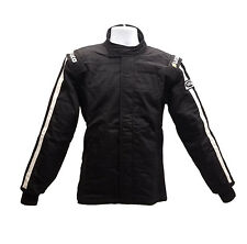 Sparco/lico Racing Jacket Black Size 3x Large 3 Layer SFI 3.2a-5