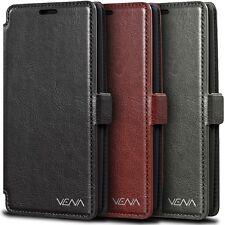 Vena LG G4 Wallet Case Stand & Card Pocket GENUINE LEATHER Flip Cover