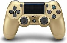 Sony PlayStation 4 PS4 Dualshock 4 Wireless Controller Gold - In Retail Package