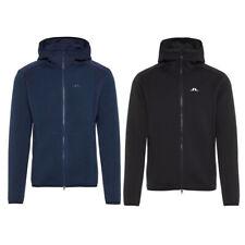 2019 J.Lindeberg Douglas Hood Tech Sweat Hoodie Golf Jacket New