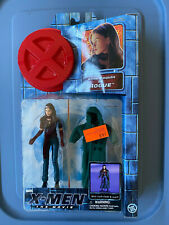 X-Men The Movie Anna Paquin as Rogue with Cloth Cloak & Scarf Marvel 2000
