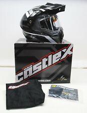 Castle X Black/Gray EXO-CX950 Slash Snow Helmet - 45-19258
