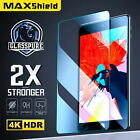 """2X For Apple iPad 9th Gen 10.2"""" 2021 Full Cover Tempered Glass Screen Protector"""