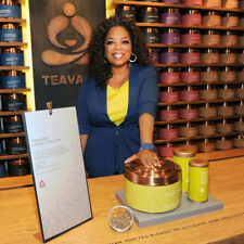 🌈🍊☕ AMAZING! TEAVANA ORGANIC OPRAH CHAI HERBAL TEA LOOSE LEAF 2OZ SEALED BAG🌈