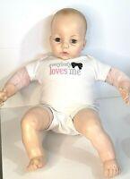 "1966 Madame Alexander Victoria Baby Doll 18"""