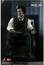 Hot Toys Sweeney Todd 1/6 Scale Figure Johnny Depp 901373
