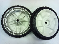 2 Toro Tires 137-4832 Lawnmower Self Propelled Drive Wheels 115-2878 119-0311