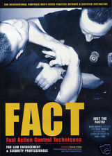 FACT Police Defensive Tactics & Training Techniques dvd