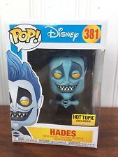 Hades Hot Topic Funko Pop Glow in the Dark   Free Shipping