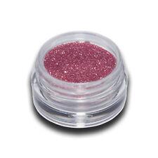 "Sugar Glitzer Glitter Puder Rosa extra fein ""Crystal Deep Rose"" #01518-18"