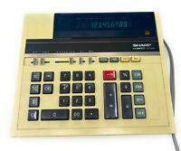 Sharp Compet CS-2302 Electronic Calculating Machine Tested And Working