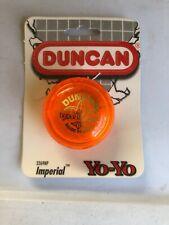 Vintage 1994 - Duncan Imperial - Yoyo - Orange - New In package - 3269NP -