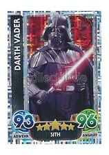 Force Attax Movie 4 - 202 - Darth Vader - Sith - Glitzer-Karten