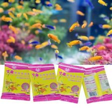 Aquarium Holiday Block Fish Food Feed Feeding Tropical Cold Water Fish Tank New