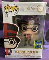 Harry Potter #120 SDCC Exclusive Mint NIB Funko Pop Vinyl