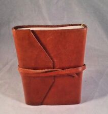 Sketch Book Paper Sheets Art Supply Drawing Notebook Leather Brown Journal NEW