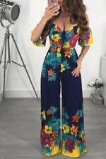 Women's Clubwear Playsuit Bodysuit Party Jumpsuit & Romper Chiffon Long Trousers